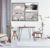DecoKing - Zestaw plakatów ściennych - Edifice
