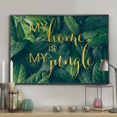 DecoKing - Plakat ścienny - Canopy Jungle
