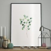 DecoKing - Plakat ścienny - Herbarium