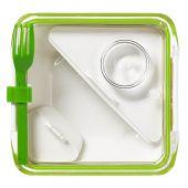 Lunch box Box Appetit - Zielony
