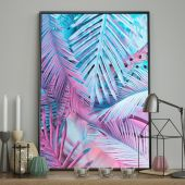 DecoKing - Plakat ścienny - Paradise Garden
