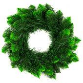 Stroik świąteczny na drzwi Wianek bożonarodzeniowy Sosna POLA
