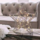 DecoKing - Dekoracyjna gwiazda LED