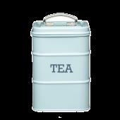 Kitchen Craft - Pojemnik na herbatę Miętowy LIVING NOSTALGIA
