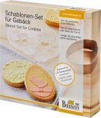 Birkmann - Szablony do dekorowania ciasteczek - WIELKANOC