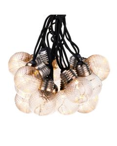 Lampki dekoracyjne LED Żarówki Kule RUFFI
