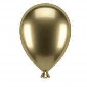 Umbra - Zestaw uchwytów na zdjęcia 3 szt. Złote Balony UP