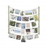 Umbra - Domowa galeria zdjęć DIY Złota HANG IT