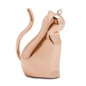 Umbra - Stojak na biżuterię Miedziany ANIGRAM CAT