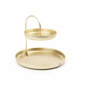 Umbra - Stojak na biżuterię Złoty POISE