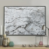 DecoKing - Plakat ścienny - Stone - Cold