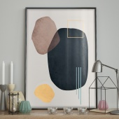 DecoKing - Plakat ścienny - Balance