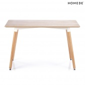 Stół do Jadalni Skandynawski Drewniany KOS