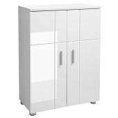 AmeliaHome - Minimalistyczna szafka łazienkowa HEDMARK