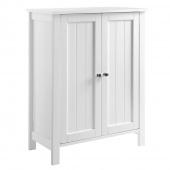 AmeliaHome - Nowoczesna szafka łazienkowa Biała OSLO