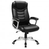 Fotel obrotowy komputerowy z regulacją wysokości  do biura VASCO