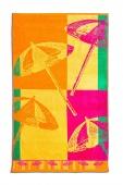 DecoKing - Ręcznik Plażowy Bawełniany BEACH UMBRELLA WAKACJE