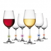 Kieliszki do wina UNO VINO, 350 ml, 6 szt.
