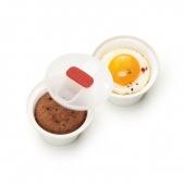 Miska do gotowania jajka PURITY MicroWave, 2 szt.