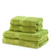 DecoKing - Ręcznik Bawełniany Jasnozielony MARINA GŁADKI