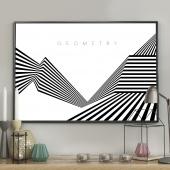 DecoKing – Plakat ścienny – Illusion