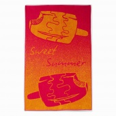DecoKing - Ręcznik plażowy - Candy