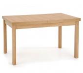Rozkładany stół do jadalni i salonu Skandynawski Składany Dąb FUSTA
