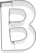 Birkmann - Foremka do wykrawania ciastek 5 sztuk LITERA B