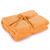 DecoKing - Koc Henry - Pomarańczowy