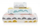 Sorema - Ręcznik Kąpielowy Bawełniany Multikolor BLISS