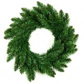 Stroik świąteczny na drzwi Wianek bożonarodzeniowy Świerk TYTUS