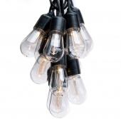 Lampki ogrodowe LED Kropla Zewnętrzne - Zestaw rozszerzający