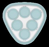 Keeeper – Forma na tartaletki GIULIA, 6x0,1l