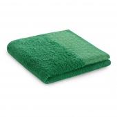 Ręcznik kąpielowy Bawełniany ze złotym zdobieniem Zielony MIDAL