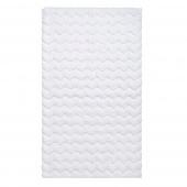 Sorema – Dywanik łazienkowy Biały CHEVRON