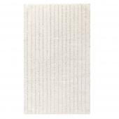 Sorema – Dywanik łazienkowy Biały RIBBON