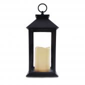 DecoKing - Lampion z plastikową świeczką LED Glory