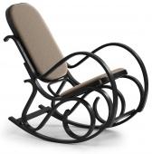 Fotel bujany Klasyczny Retro Orzech KLASIK