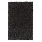 Sorema – Dywanik łazienkowy Czarny MAZE
