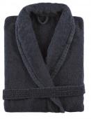 Sorema - Szlafrok z bawełny NEW PLUS Granatowy