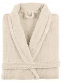 Sorema - Szlafrok z bawełny NEW PLUS Beżowy