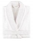 Sorema - Szlafrok z bawełny NEW PLUS Biały