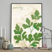 DecoKing - Plakat ścienny - Parsley