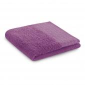 Ręcznik kąpielowy Bawełniany ze srebrnym zdobieniem Fioletowy MIDAL