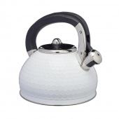 Kitchen Craft - Czajnik Biały 2.5L LOVELLO
