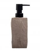 Sorema – Dozownik do mydła Brązowy SHELTER