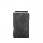 Sorema - Kubek łazienkowy Szary SHELTER