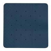 Sorema – Antypoślizgowa mata do wanny lub pod prysznic Ciemno Niebieska SIMPLY