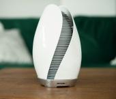 DecoKing - Atomizer Biało-Srebrny Zavo
